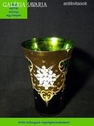 S120 Bohemia közepes méretű váza díszváza
