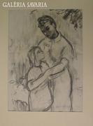 Iván Szilárd : Anya és gyermeke