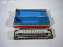 S668 Antik M Hohner Piccolo szájharmonika
