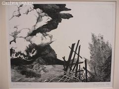 Hajagos Imre: Vulkanikus táj