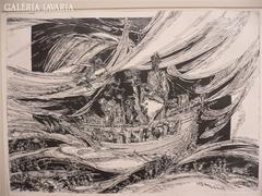 Kádas István: Noé bárkája