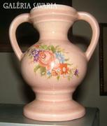 Horeal Collection kétfülü váza
