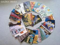 30 db telefonkártya