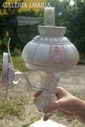 Fali - lüszter tipusú - kerámia lámpa Formailag petróle
