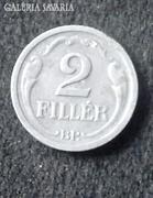 1944-es 2 fillér