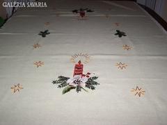 Karácsonyi abrosz