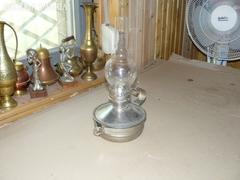 Petróleum lámpa 30 cm