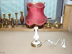 Ernyős asztali lámpa 42 cm