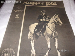Magyar Föld, 1943