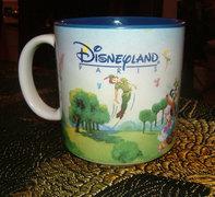 Disney Disneyland / Japán mesemintás bögre