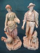 Eichwaldi porcelán pár