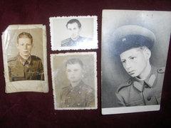 Katonai képek-4 db