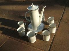 Rosenthal elegáns kávéskészlet - 6 személyes
