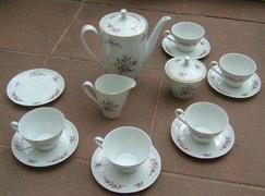 Lengyel  Cmielow teás készlet