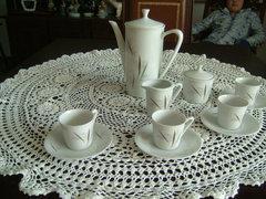 Winterling Bavaria 4 személyes kávés készlet