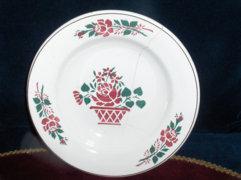 Népi fali tányér - gyűjtői darab