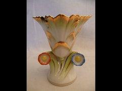 Y806 K13 Herendi viktória mintás váza 13cm