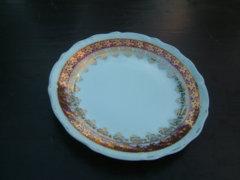 100 éves Stertita Brazil Iparana PS tányér 1905-ből
