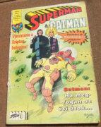 SUPERMAN & BATMAN 1993/4 7.SZÁM / KANDI LAPOK