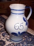 Boros kancsó 65.szülinapra