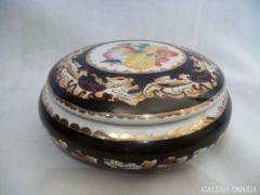 U831 C5 Nagy méretű különleges porcelán bonbonier