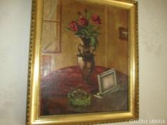 Molnár Róza KMML:2.834 (szobai virág csendélet)