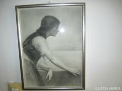 Julies Avrias (szignójú festő E. Pétion cégjelzéssel)