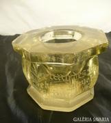 A059 G2 1800-as évekből való tintásüveg