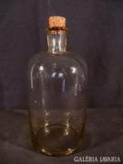 B402 G5 Régi nagyméretű gyógyszeres üveg