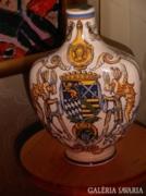 Ulmer Keramik díszbutella