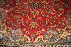 Extra luxus Barokk Kéziperzsaszőnyeg orig. Irán!