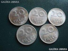 20 Fillér 1991