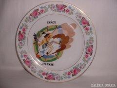 Cmielow lapos tányér 26 cm