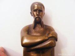 MADÁCH IMRE bronzszobra 30 cm