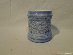 5238 Régi gránit porcelán söröskorsó