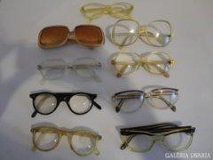 """Retro, """"SZTK""""-s szemüveg gyűjtemény"""