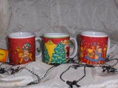 Bájos teás csésze - 3 darab - gyerekeknek