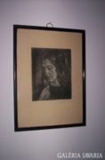 Paula Gans(1883-1941),Női portré,1917