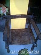 Afrikai antik szék