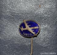 TABSO légitársaság jelvénye