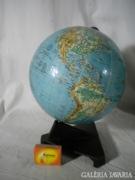 R331 H5 Kisméretű régi földgömb