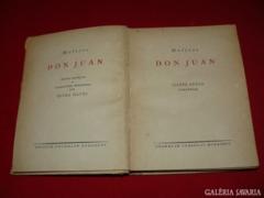Moliere, Don Juan - Kétnyelvű remekművek