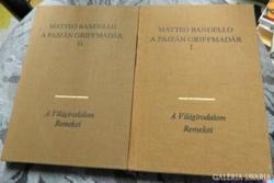 Matteo Bandello : A pajzán griffmadár I.- II.