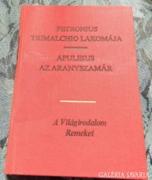 PETRONIUS TRIMALCHIO LAKOMÁJA / APULEIUS AZ ARANYSZAMÁR