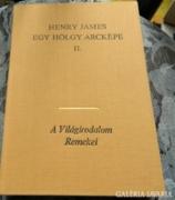 Herry James > Egy hölgy arcképe I.-II.