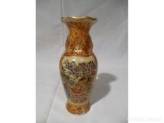 X108 G2 Porcelán kínai mintás váza