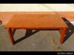0173 R2 Nagy méretű cseresznye szín dohányzóasztal