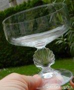 Zwiesel 6 sz. talpas martinis / fagylaltos pohár készlet
