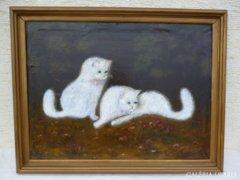 1039 R1 Boleradszky Benő: Macskák