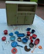 Antik bútor babaházba